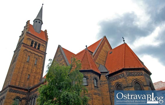 Fotografie k článku Evangelický kostel – krásná stavba, kterou nevnímáme