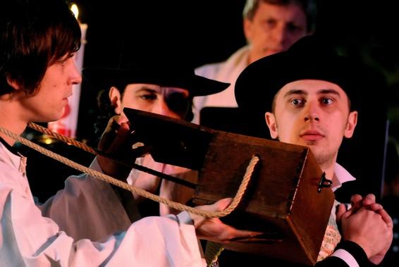 Evangelium podle houslí / foto © Werner Ullmann, 2011
