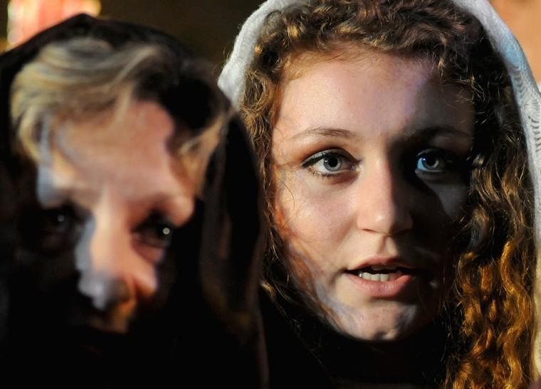 Fotografie k článku Strhující Evangelium podle houslí v roce 2011