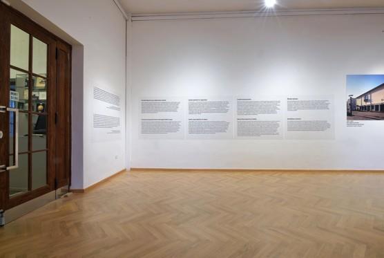Aaltova příroda v Domě umění / foto (c) Vladimír Šulc