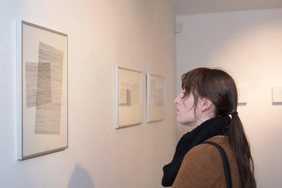 Anna Szprynger a její druhá ostravská výstava