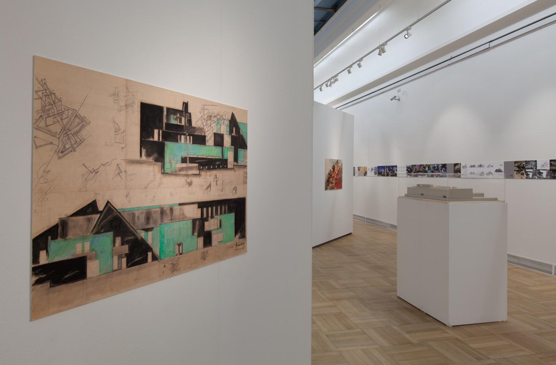 Fotografie k článku Zvi Hecker: Jsem umělec, jehož povoláním je architektura