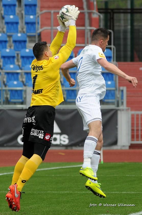 FC Baník Ostrava - FK Pardubice 1:1 / foto (c) Werner Ullmann, 2016
