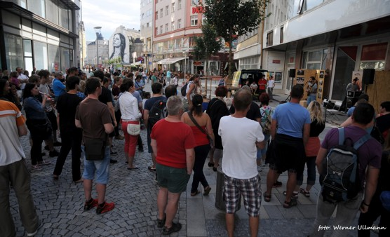 Festival v ulicích 2016 / foto (c) Werner Ullmann