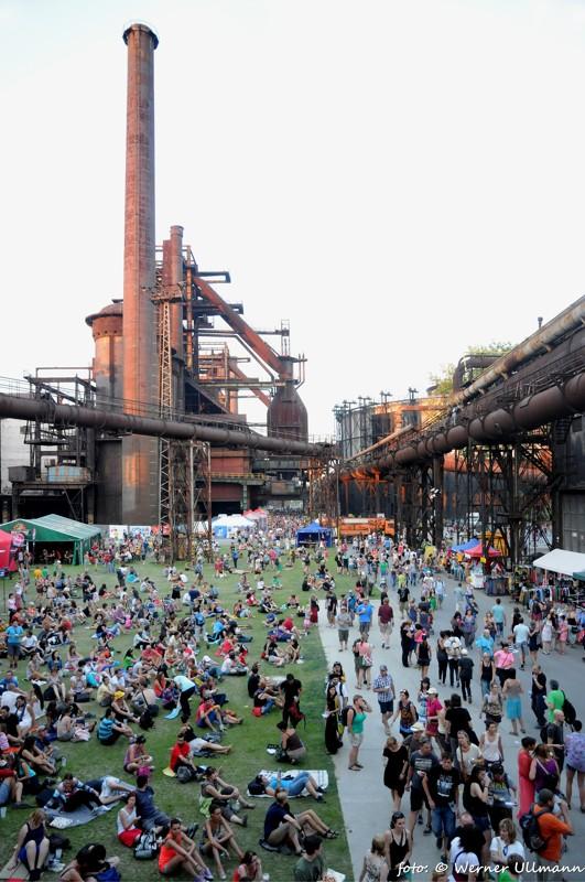 Colours of Ostrava 2013 – den druhý / foto (c) Werner Ullmann, 2013