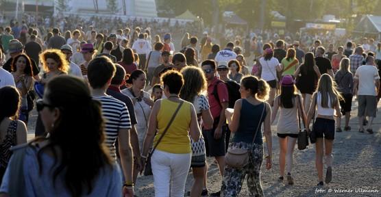 Festival Colours of Ostrava bude letos zase o něco větší / foto (c) Werner Ullmann, 2014