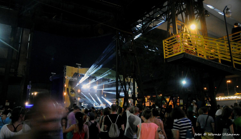 Fotografie k článku Colours of Ostrava 2015 v obraze, den druhý