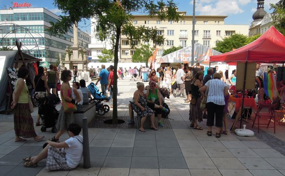 Festival v ulicích 2013 / foto: Jaroslav Němec, 2013