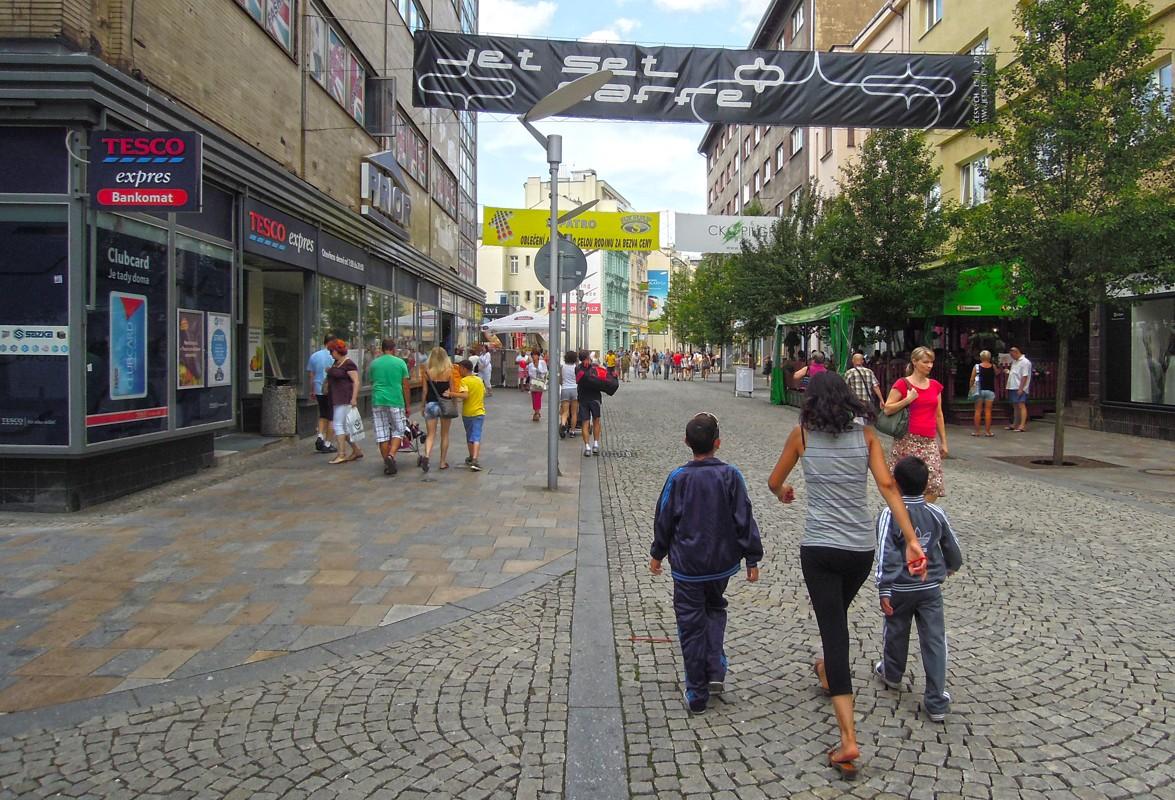 Fotografie k článku Festival v ulicích – Masarykovo náměstí a okolí