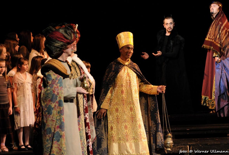 Fotografie k článku Jezulátko v Divadle Antonína Dvořáka