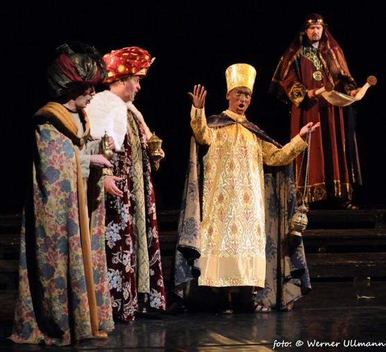 Jezulátko v Divadle Antonína Dvořáka / foto (c) Werner Ullmann, 2012