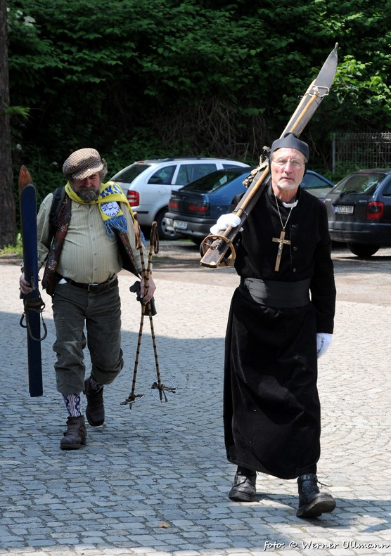 Lyžaři počtvrté pokořili Landek / foto (c) Werner Ullmann, 2013