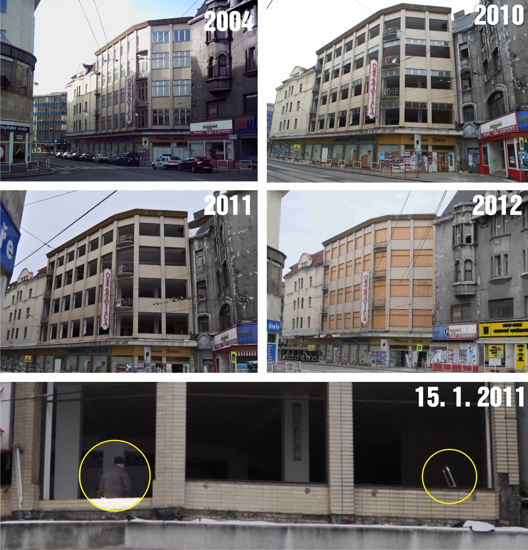 Fotografie k článku Ostravica-Textilia: Jak šel čas
