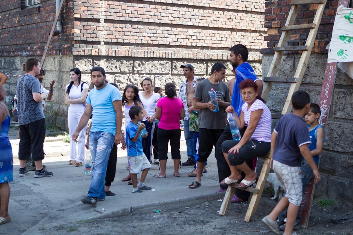 Fotografie k článku Horký začátek srpna v Přednádraží