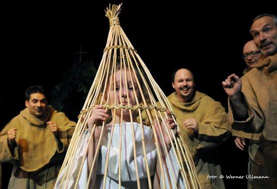 Jesličky sv. Františka od Pavla Helebranda (2016) / foto (c) Werner Ullmann