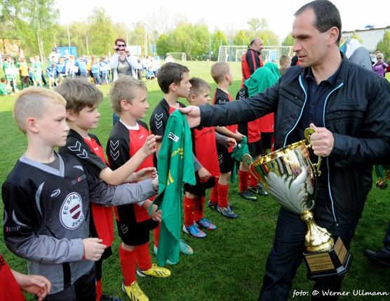 O pohár starosty Petřkovic / foto (c) Werner Ullmann, 2013