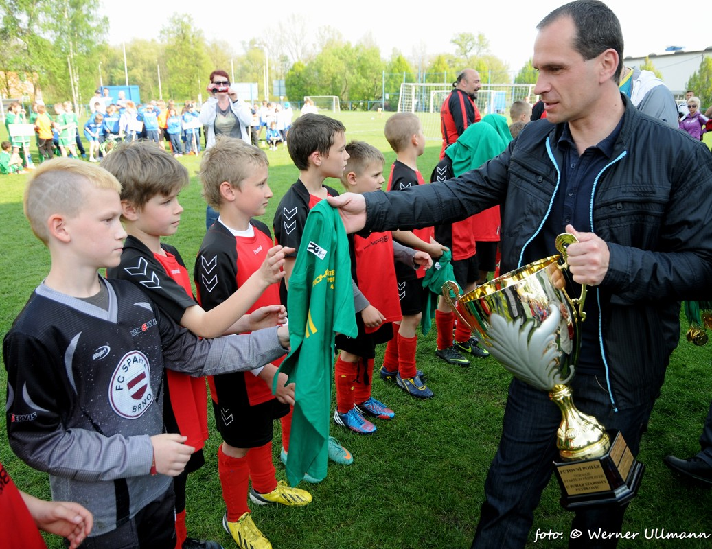 Fotografie k článku O pohár starosty Petřkovic
