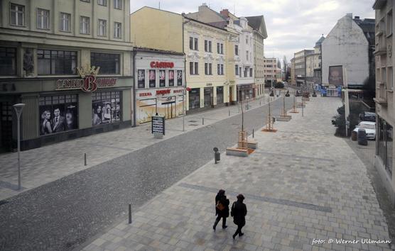 Ulice 28. října po rekonstrukci / foto (c) Werner Ullmann, 2016