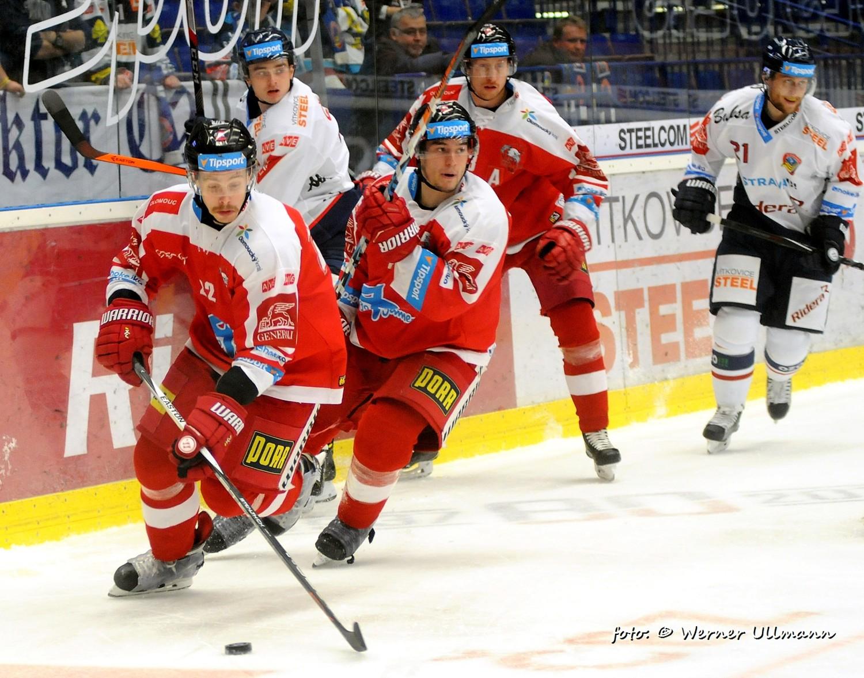Fotografie k článku Vítkovice – Olomouc 3:1