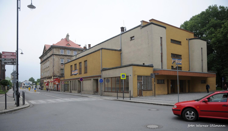 Fotografie k článku Procházka okolo Mírového náměstí ve Vítkovicích
