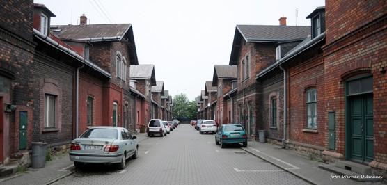 Štítová kolonie ve Vítkovicích / foto (c) Werner Ullmann