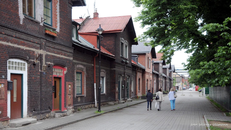 Fotografie k článku Štítová kolonie ve Vítkovicích