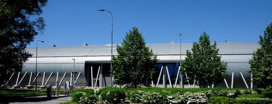 Sportovní areály ve Vítkovicích a v Zábřehu / foto (c) Werner Ullmann