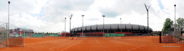 Fotografie k článku Sportovní areály ve Vítkovicích a v Zábřehu