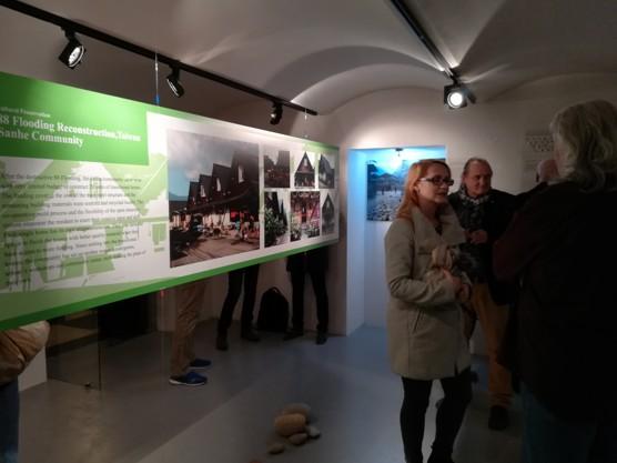 Architektura pro lidi architekta Hsieh Ying-Chuna v Moravské Ostravě / foto (c) Jiří Žižka, 2018